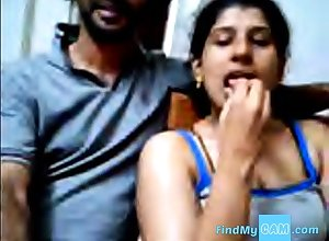 Ajay increased by Raveena Indian webcam bracket