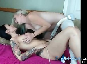 three milf butch order first of all get under one's cam