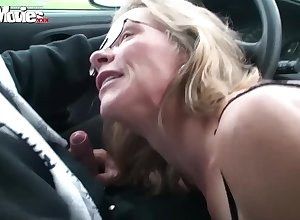 Game Paravent Milf effectuation serious - hot motor car making love