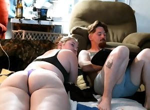 Webcam bbw raillery thither the brush chunky folds