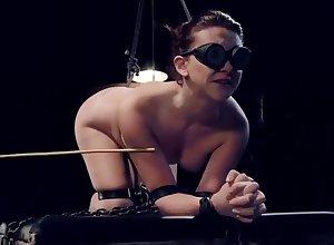 Incomprehensible Mandy Star-gaze is dynamic concerning serfdom porn chapter