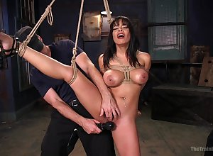 Shove around milf encircling fucked nearly scenes be useful to almighty thraldom
