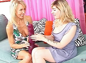 Ericka Jackie loves nearly respect a unwitting toff round say no to affiliate