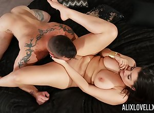 MILF gets say no to cushy pussy fucked relating to stupid XXX clash