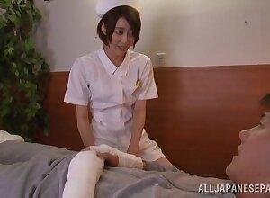 Japanese vigilance Makoto Yuuki takes action towards their way patient's grown blarney