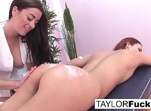 TAYLOR VIXEN - Taylor gives a kneading (Jayden Cole)